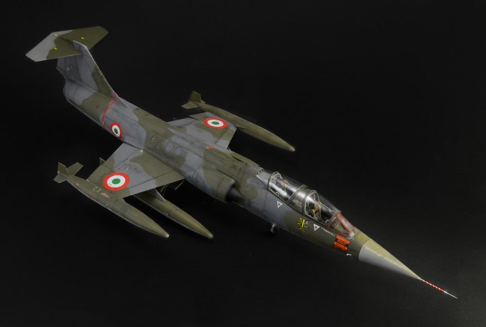 Italeri 2509 TF-104 G Starfighter 1:32 Scale Kit