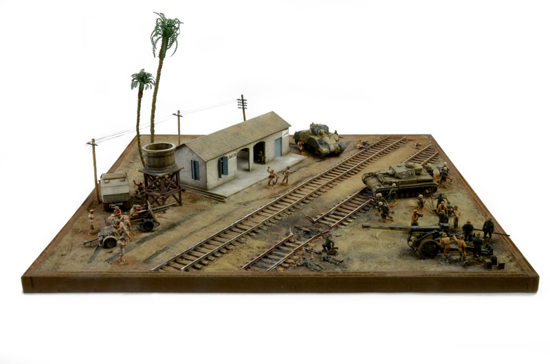 ITALERI - EL ALAMEIN WAR - BATTLE SET