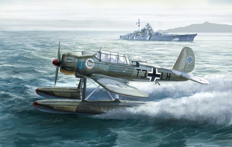 War Thunder Ar 196