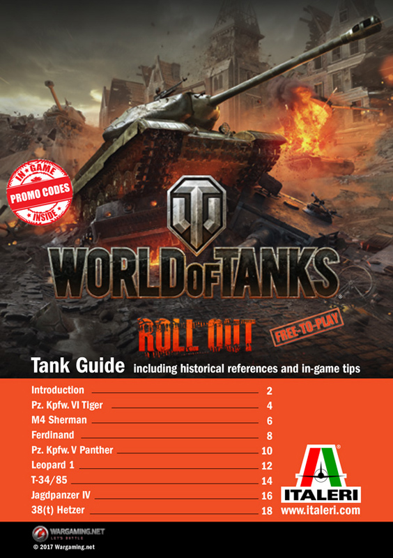 ITALERI - World of Tanks - 38t HETZER