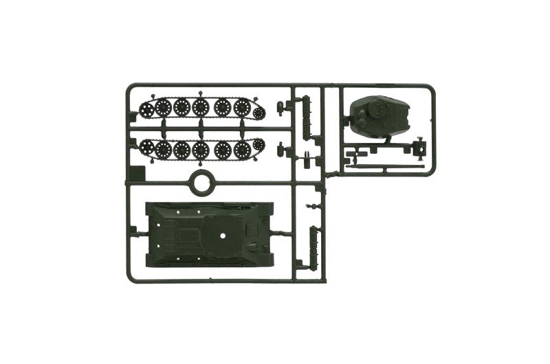 ITALERI - T-34/85 - WoT - Easy to Build