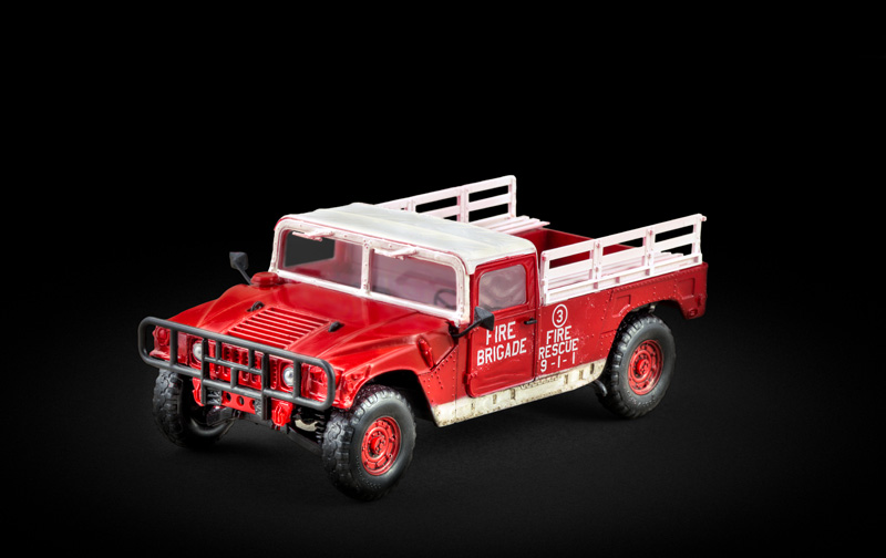 Hummer - My First Model Kit - Video Tutorial