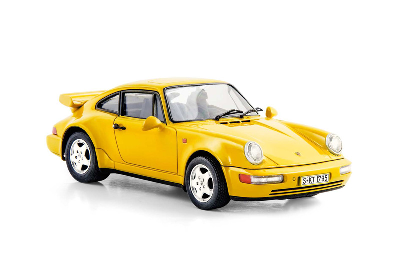 Porsche 911 Turbo My First Model Kit - Video Tutorial