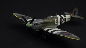 SPITFIRE Mk.IX - My first model kit - Video Tutorial